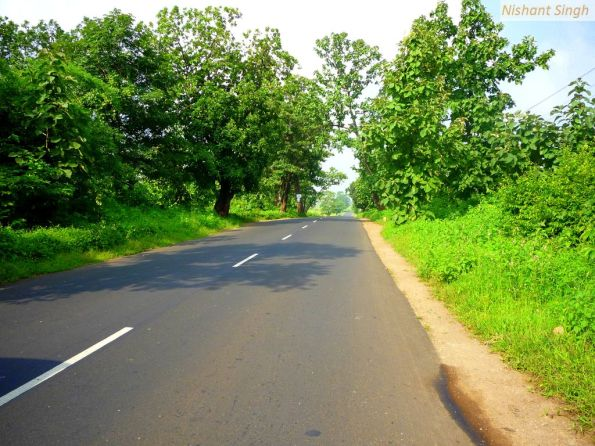 Road to Shivneri